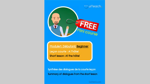 Summary Free lesson