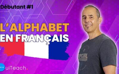 L'alphabet français | The French alphabet